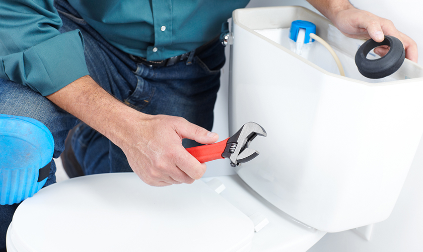 HP Plumbing Services - Services - Toilet installation