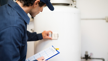 HP Plumbing Services - Water heater installation
