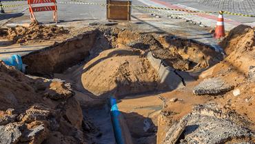HP Plumbing Services - Water line break