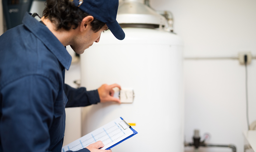 HP Plumbing Services - Services water heater install